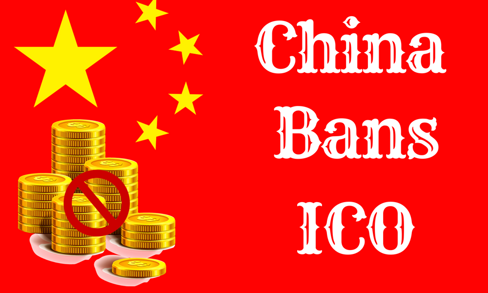 ICO ban in China might help regulate ICOs