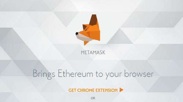 Meta Mask Homepage