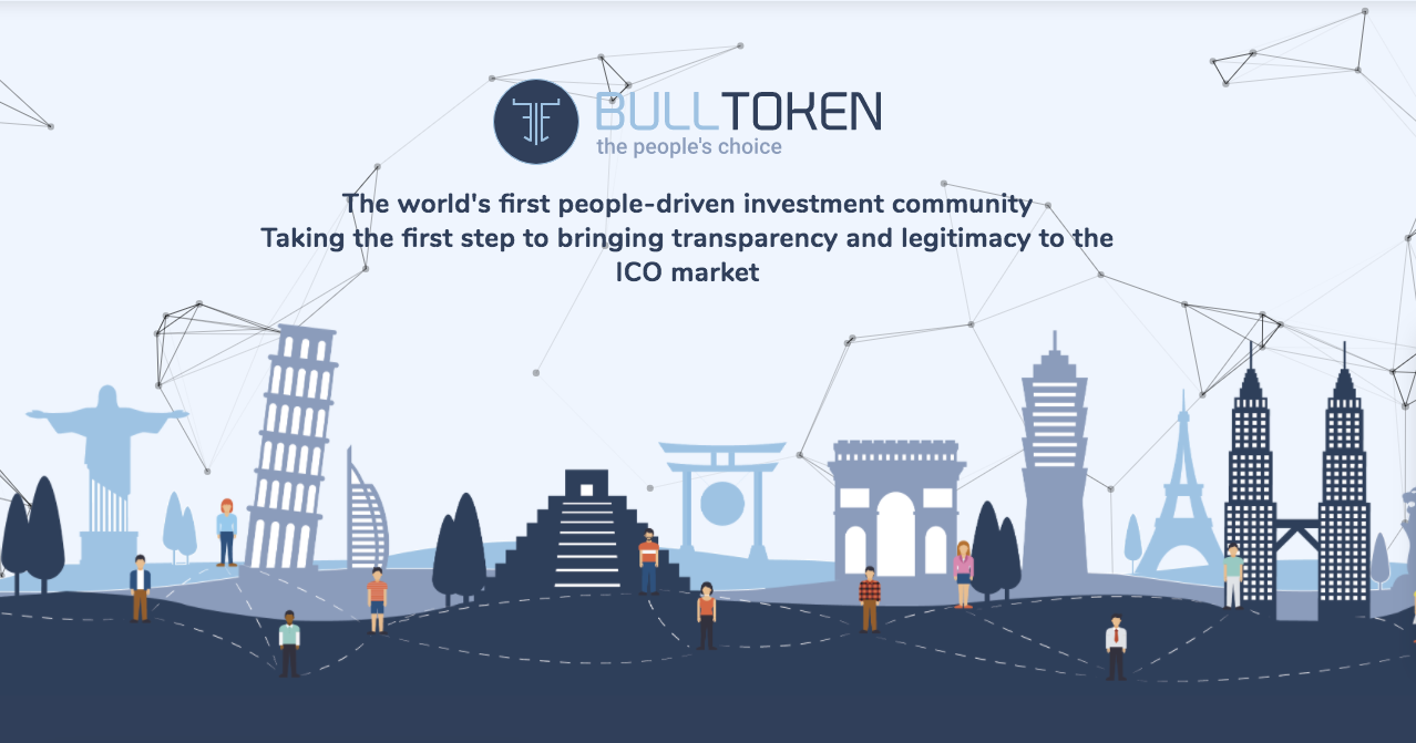 BullToken | 1 Token = Multiple ICOs