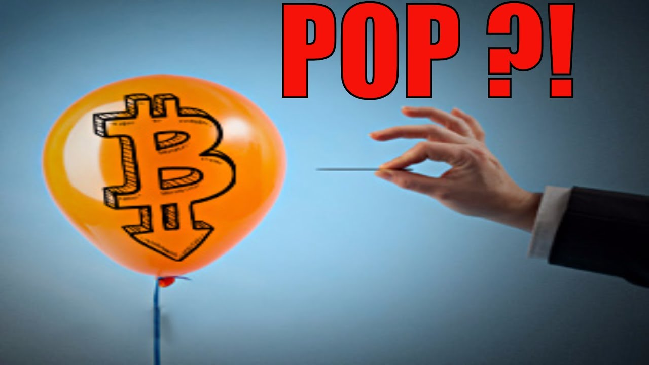Bitcoin Bubble: To Pop or Not