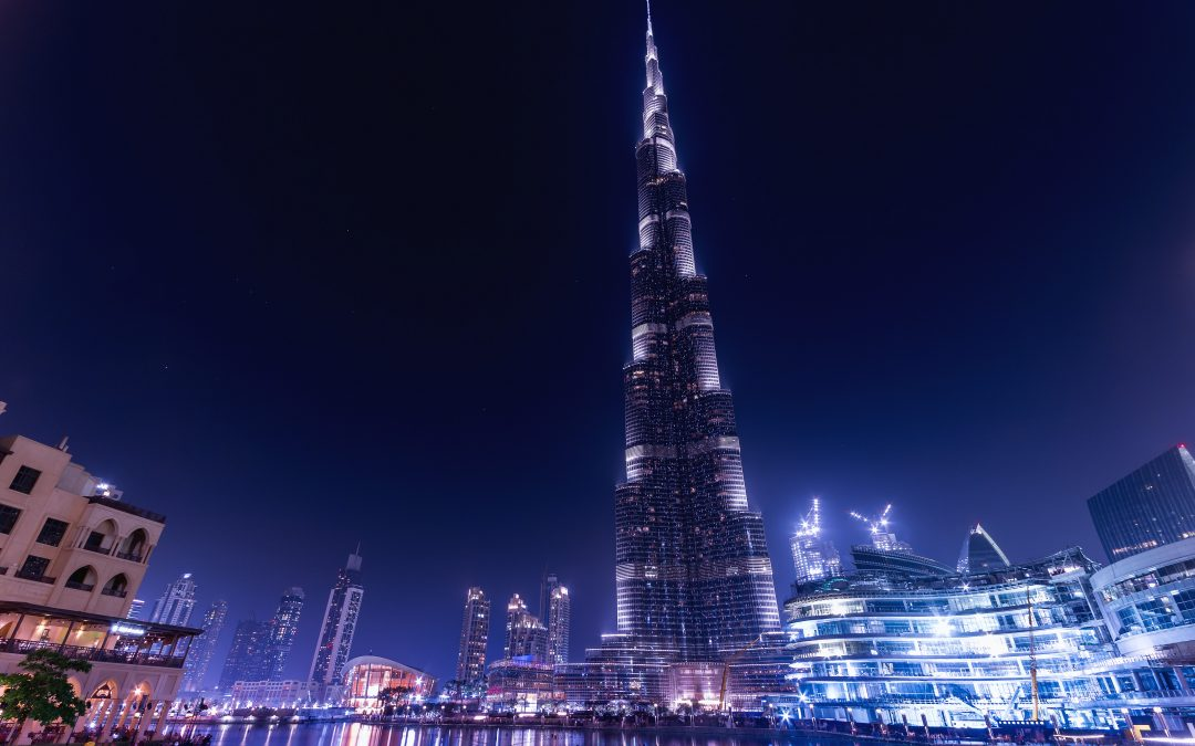 Dubai Tourism Blockchain Marketplace on Cards