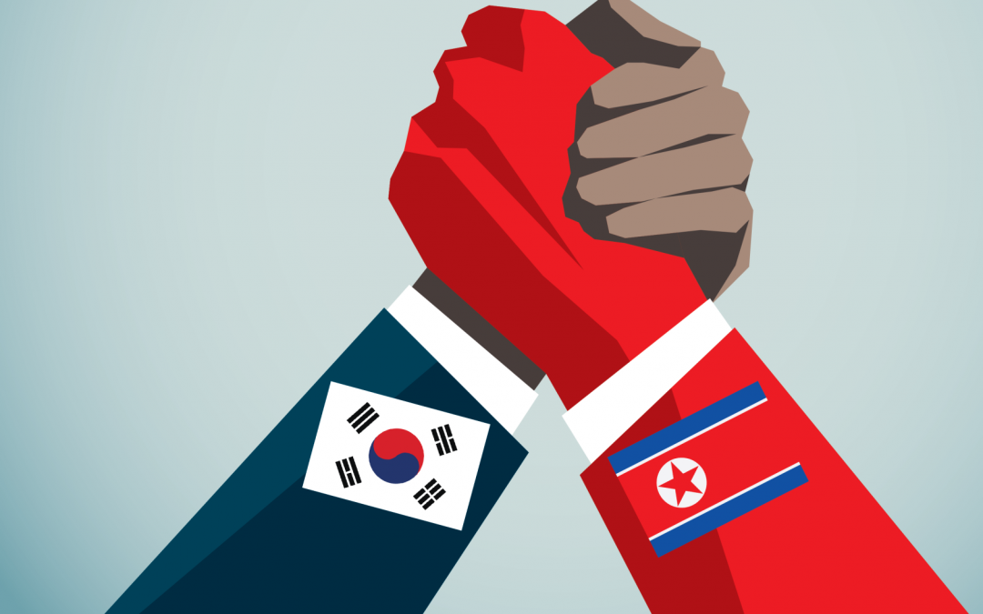 Korean Panmunjom Declaration Recorded on Blockchain