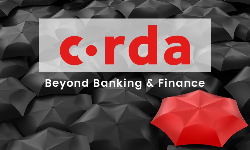 Corda – Beyond Banking and Finance
