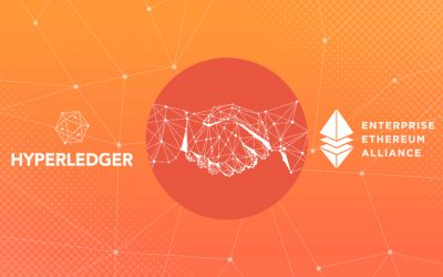 Hyperledger Joins Forces with Enterprise Ethereum Alliance