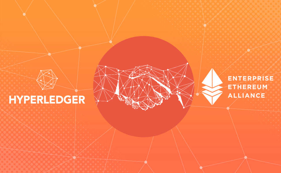 Hyperledger Joins Forces with Enterprise Ethereum Alliance