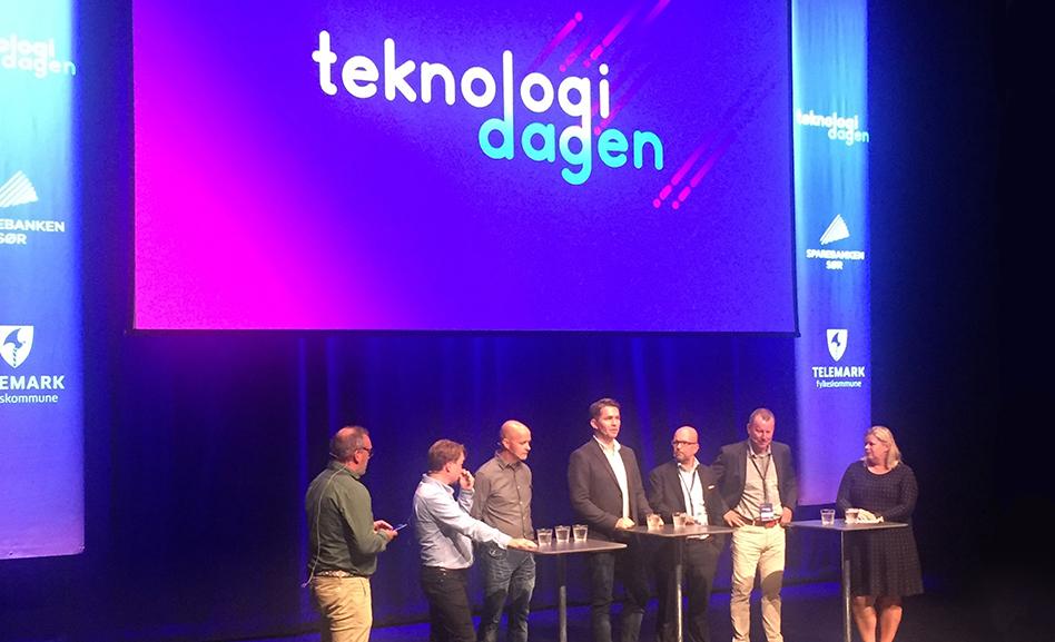 Teknologidagen 2018: As It Happened