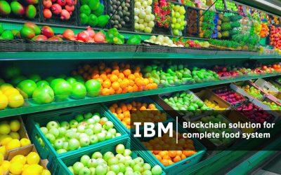 IBM Food Trust Platform in Action for Commercial Use