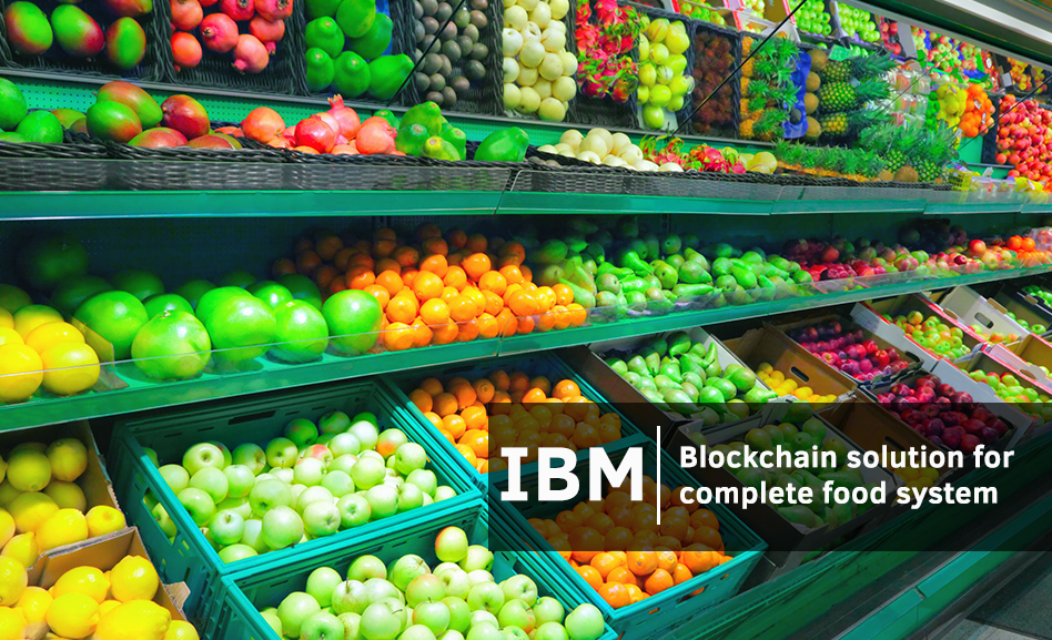 IBM Food Trust Platform in Action for Commercial Use