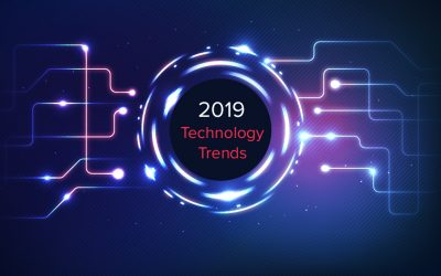 Top 5 Technology Trends for 2019