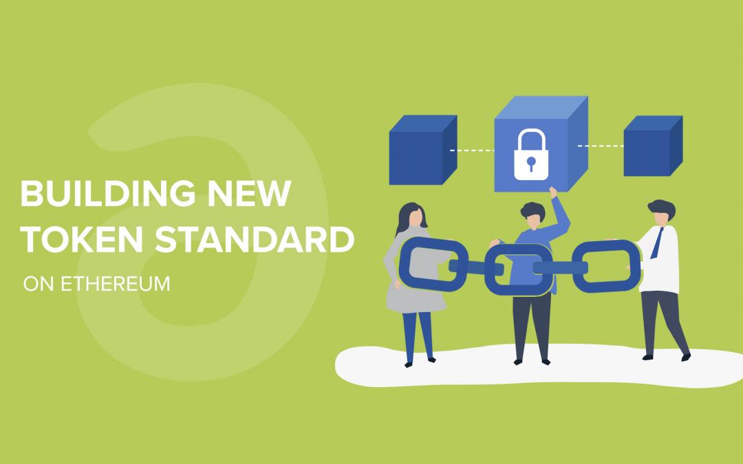 New ERC Token Standard for Shareholder's Registry on Blockchain