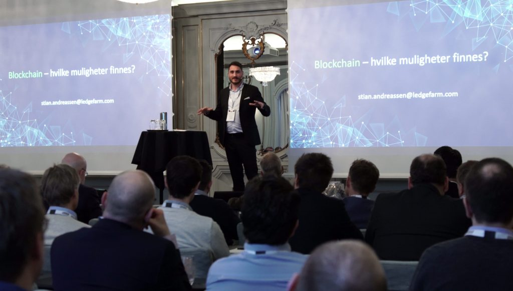 Blockchain Business Day 2019 Conference