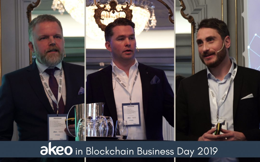 Akeo Organizes Blockchain Business Day 2019 in Association with Hegnar Media