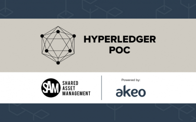 Akeo Created a Hyperledger Proof of Concept: SAM