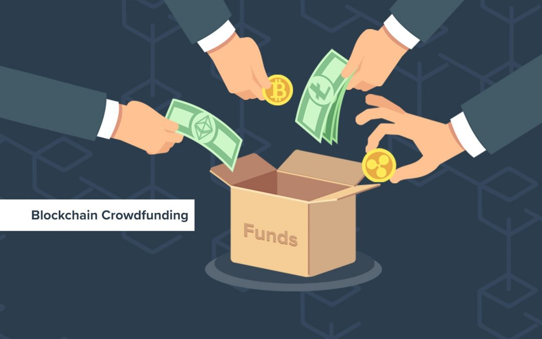Blockchain Crowdfunding Disrupting Finance and VC