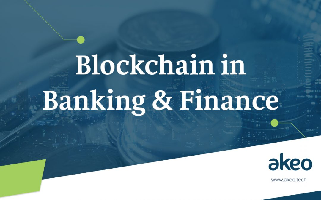 Blockchain in Banking and Finance