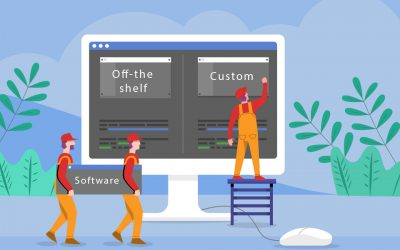 Off-the-shelf Software vs Customized Software