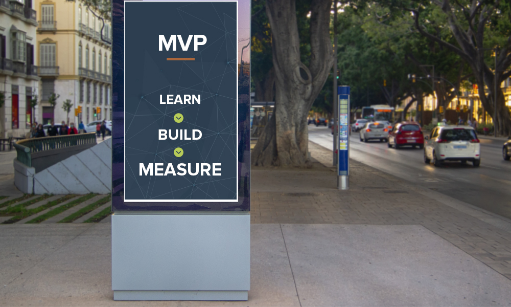 How to get a Minimum Viable product (MVP) off the ground to test customer's interest