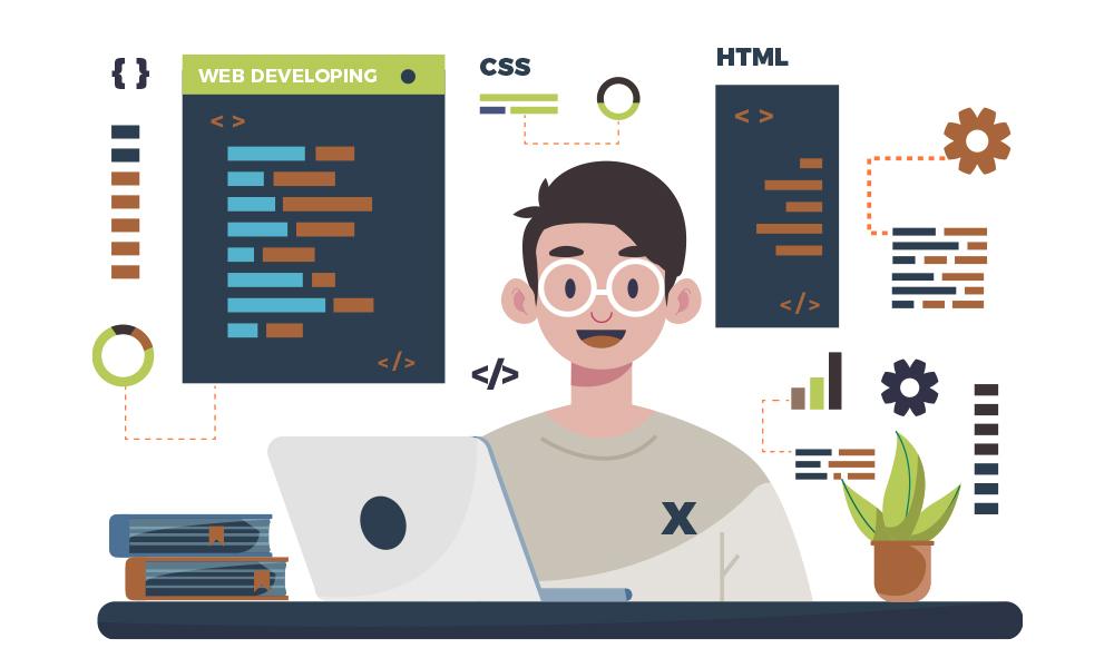 Website development in 2021
