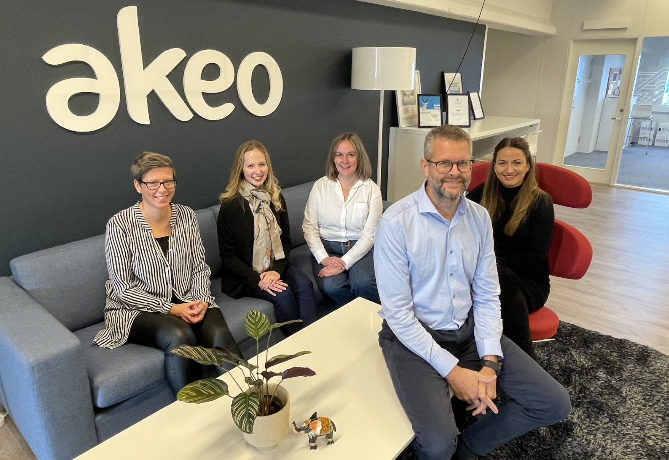 Akeo continues to grow despite the pandemic